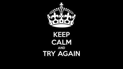 Image result for try again