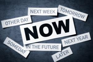 Procrastination-Now-vs-Later